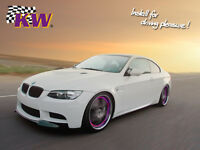 KW Coilovers for BMW´s - E82 E60 E90 E92 F30 F32 F10 M3 M4 M5...