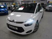 Citroen C4 Picasso E-HDI AIRDREAM EXCLUSIVE + FSH + NAV + 1 OWNER