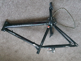 Like new Carrera subway zero frame with extras...