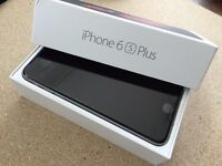 APPLE IPHONE 6S PLUS 16GB BRAND NEW BOXED ( VODAFONE ) WITH APPLE WARRANTY & SHOP RECEIPT