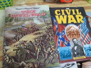 Civil War books