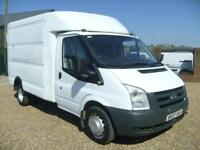 Ford Transit 2.4TDCi Duratorq 350 LUTON EX BT WORKSHOP