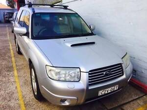 2005 Subaru Forester Wagon GREAT CONDITION Hurlstone Park Canterbury Area Preview