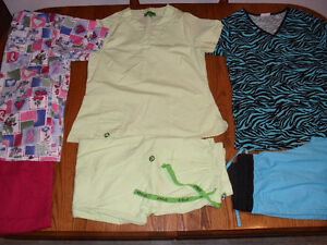 SCRUBS GENTLY USED $20 FOR LOT