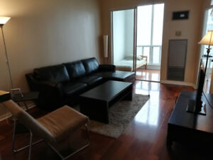 Fully Furnished Condo in Downtown Yonge/Wellesley