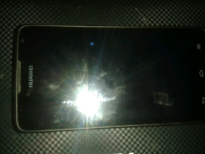 Huawei Android cell phone locked to Bell