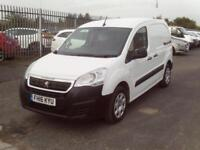 Peugeot Partner 850 1.6HDI 100ps Professional Air Con Sat Nav DIESEL (2016)