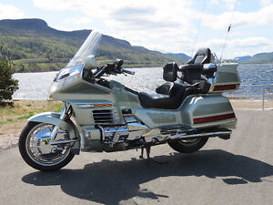 Goldwing 1500 SE 25th Anniversary Edition