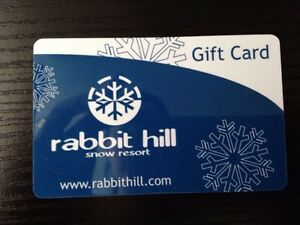 Rabbit Hill gift card