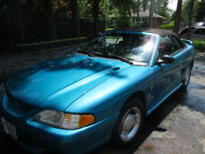 1995 Mustang Convertable
