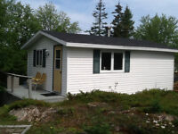 Back Cove Cottage on beautiful Little Bay Islands