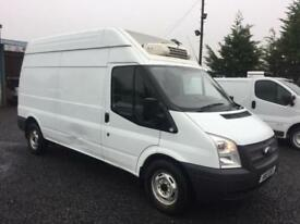 Ford Transit 2.2TDCi freezer vehicle 13 Reg 140 Bhp LWB t350