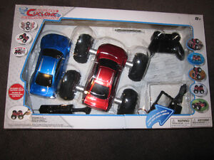 All Terrain Cyclone RC Car - New, in opened box - $37.00