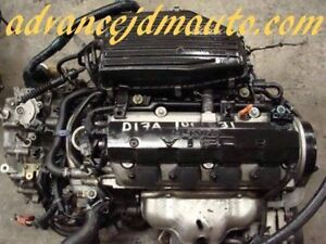 Honda Civic Engine Transmission Auto parts Body Parts