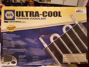 Cooler a transmission