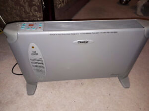 Clairion Electric Heater