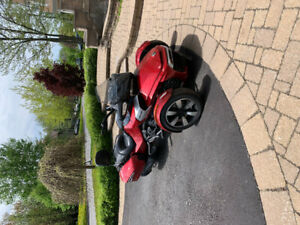 Can-Am Spyder F3-T 2016 à vendre