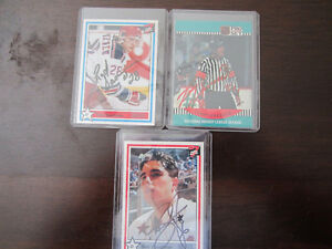 Autographed Hockey Cards $20 Each EX/NM/MT