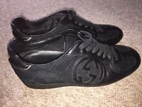 Gucci trainers size 3