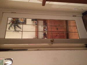 Beautiful French door-moving reduced