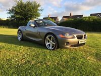 [ TOTALLY STUNNING ] BMW Z4 2.5 CONVERTIBLE..