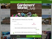 Gardeners world live THURSDAY 15th June