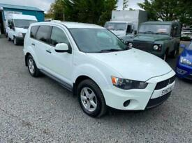 2012 Mitsubishi Outlander 2.2 DI-D GX1 PANEL VAN Diesel Manual