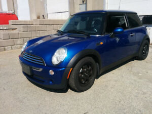 2005 MINI Mini Cooper Hatchback