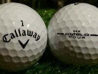 Callaway Mixed Model Golf Balls x 125. A Grade Condition