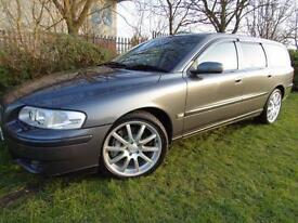 null Volvo V70 2.5 R Geartronic 5dr