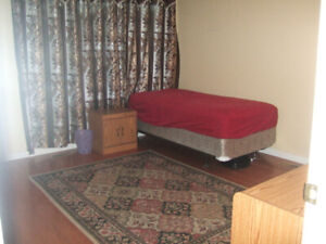 1 BEDROOM ON MAIN  FLOOR FULLY FURNISHED WITH WI-FI