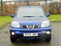 2005 54 Nissan X-Trail 2.2 dCi SVE 5dr HIGH SPEC