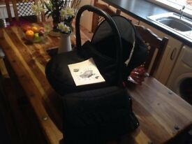 Car seat brand new used once!!!