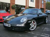 2005 05-Reg Porsche 911 997 3.6 Carrera 2,MASSIVE SPEC,FULL BASEBALL LEATHER!!!!
