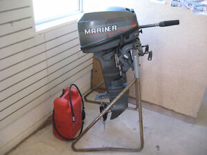 1987 Mariner 9.9 hp outboard
