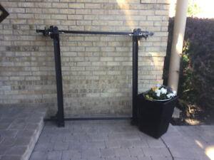 Support Thule pour 2 vélos