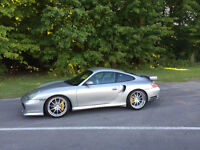 2003 Porsche 911 TURBO X50 6SPEED' 580HP