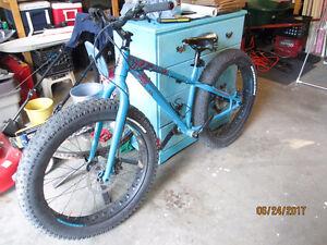 2016 Rocky Mountain Blizzard (Fat Tire Bike)