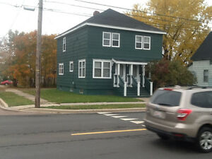Semi-detached house in Moncton