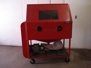 Sandblast Cabinet | Kijiji in Ontario. - Buy, Sell & Save with ...