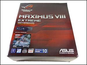 ASUS Maximus VIII Extreme LGA1151 Motherboard