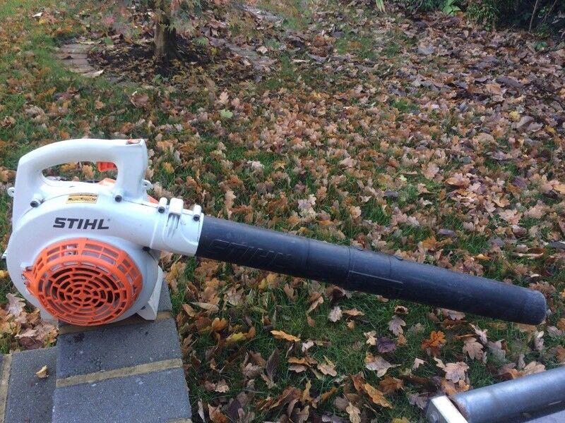 Stihl leaf blower in new haw surrey gumtree stihl leaf blower publicscrutiny Choice Image