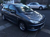 PEUGEOT 206-EX COND-FSH+OFFERS??