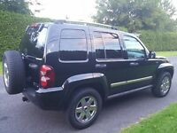 2005 Jeep Liberty Limited, Trail Rated, 4 x 4, Vente rapide