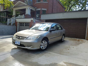 2004 Honda Civic DX Sedan For Sale