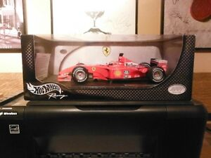 Michael Schumacher 1/18 Collection.