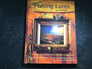 Classic Fishing Lures & Tackle History Collectible Fishing Gear