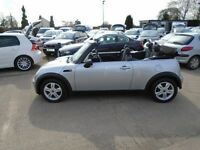 MINI Convertible ONE (silver) 2007
