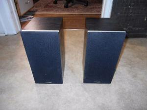 Precision Acoustics Bookshelf Speakers.  AWESOME SOUND!