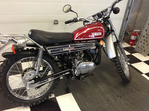 1971 Yamaha 125 Enduro~ Fully Restored